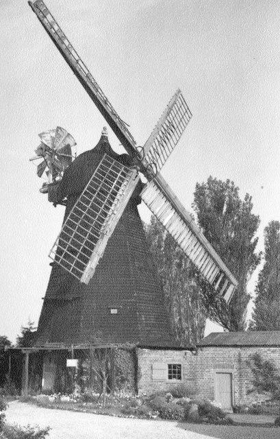 Somerley Mill, near Earnley