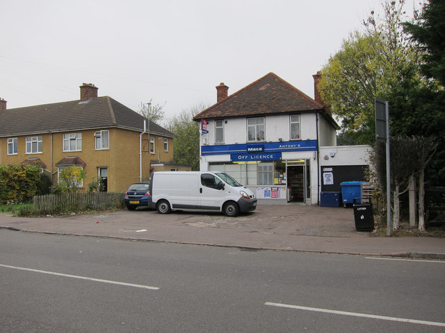 Mace off licence