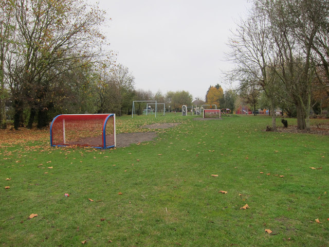 Play area, Chesterton