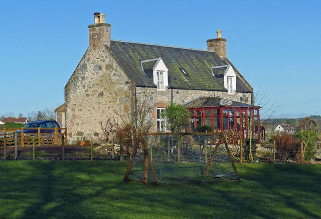 Wine Wells Farm, Knockbain