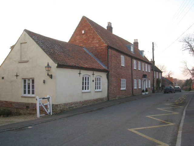 Farmhouse, Bolton Lane, Hose