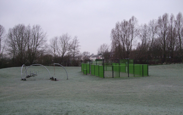 Pinehurst West play area, Pinehurst Road