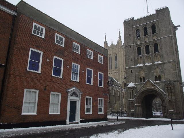 Masonic Hall And Churchgate Tower
