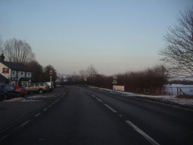 Nazeing Common Road