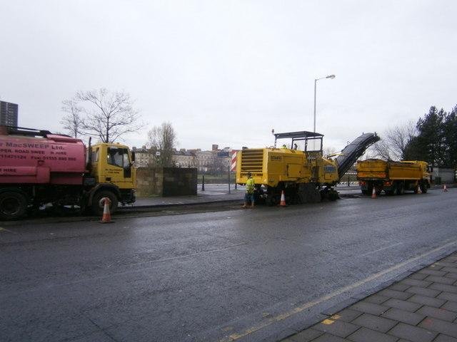 Clyde Street Glasgow