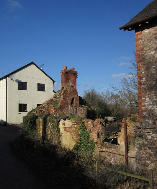 Ruin, Hackpen Mill