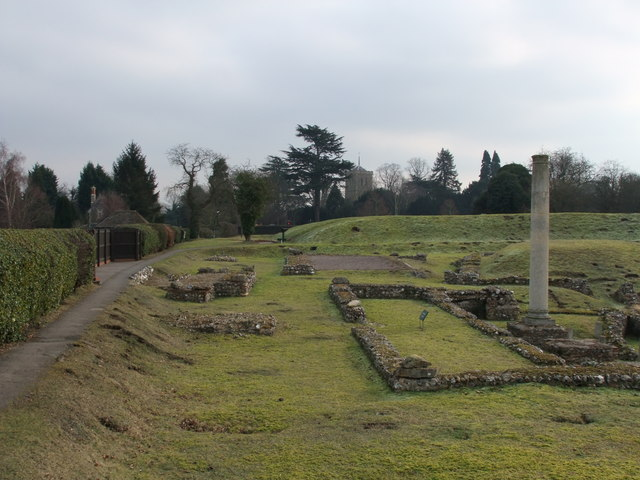 The Roman Theatre of Verulamium
