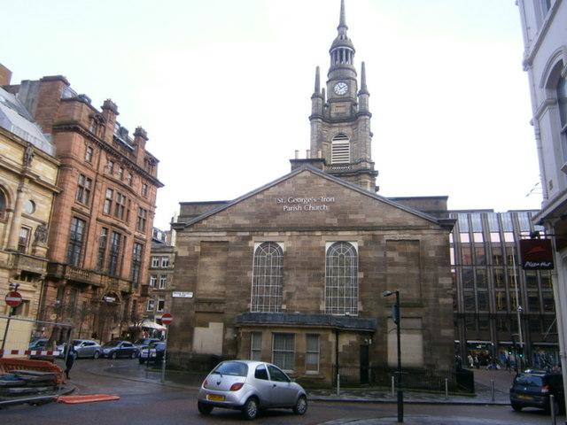 St; George's-Tron Parish Church Glasgow