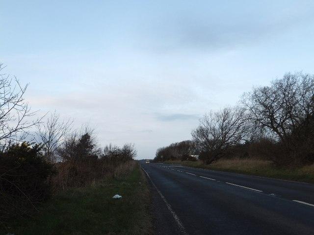 B3192 on Little Haldon