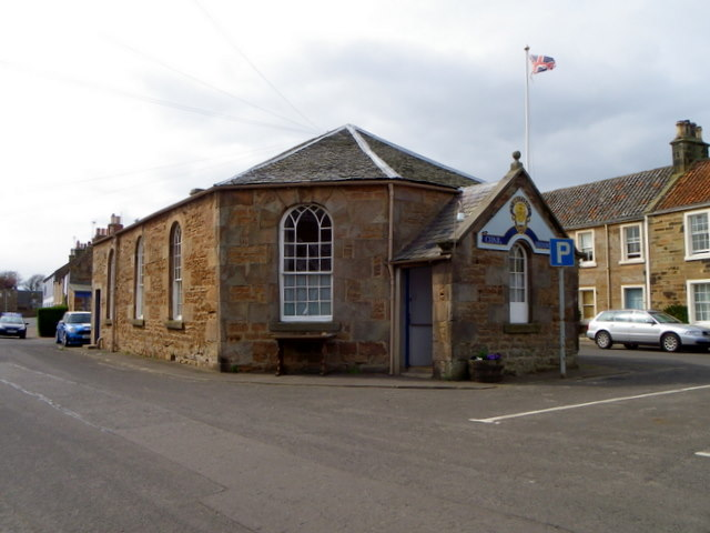 British Legion Club, Crail