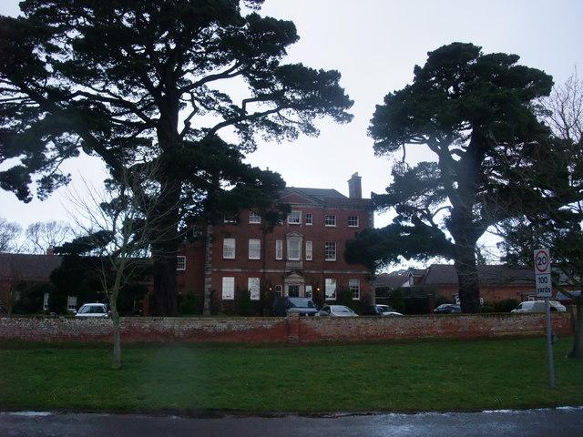Burton Hall, Salisbury Road, Burton