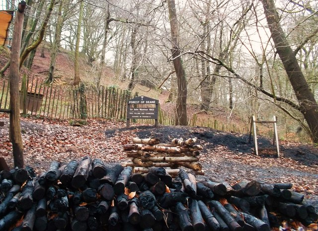 Charcoal Burning Site
