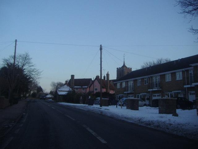 High Street Roydon