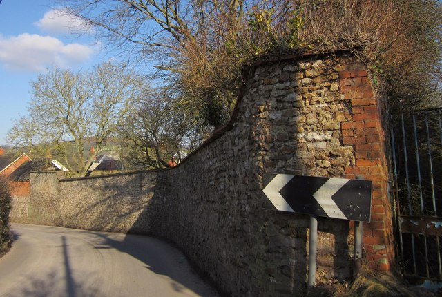 Bend, Culmstock