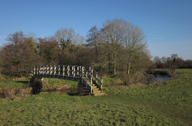 Bridge over the Culm