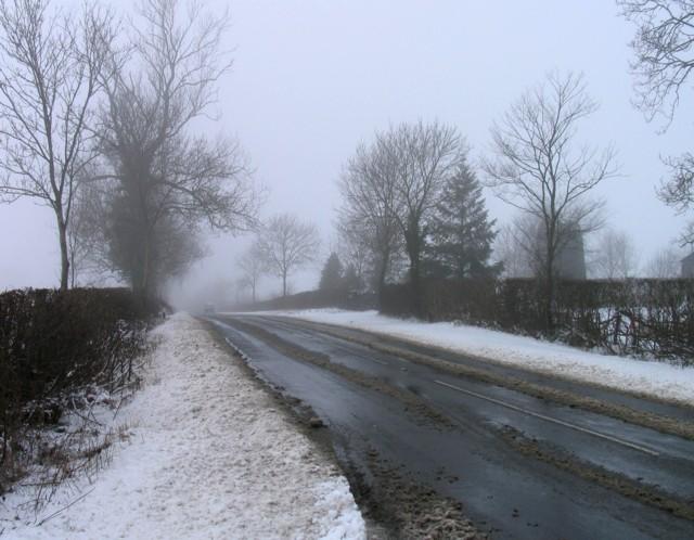 Braunston Road towards Braunston