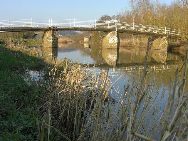 Colber footbridge
