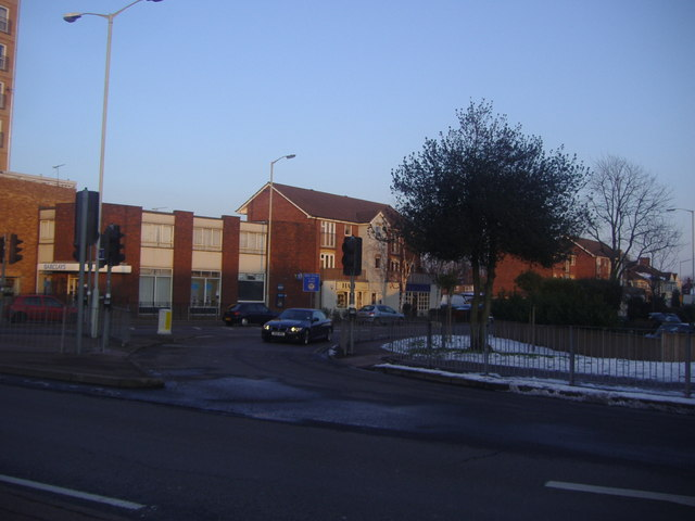 Station Road, Broxbourne
