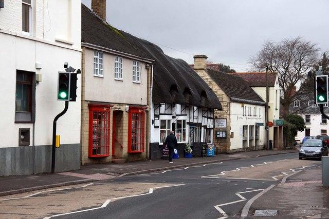 Prestbury High Street