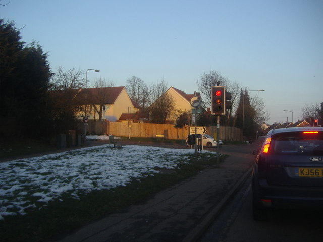 Junction of Nazeing Road and North Street