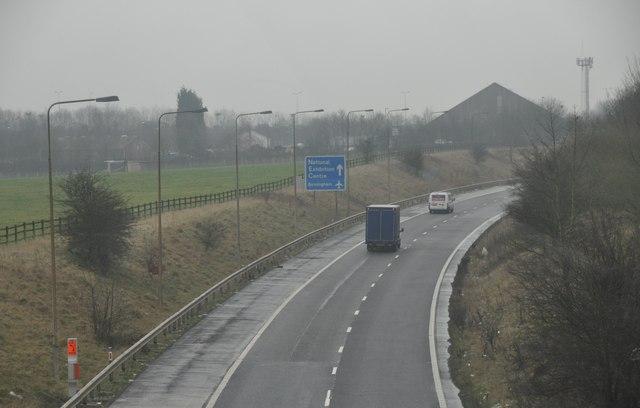 North Warwickshire : Road