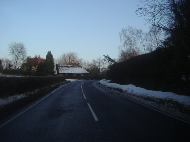 Middle Street, Nazeing