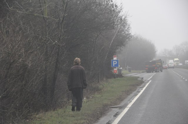 Nuneaton and Bedworth : A444 Roadside