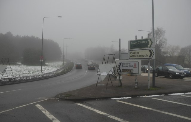 Nuneaton : The A444