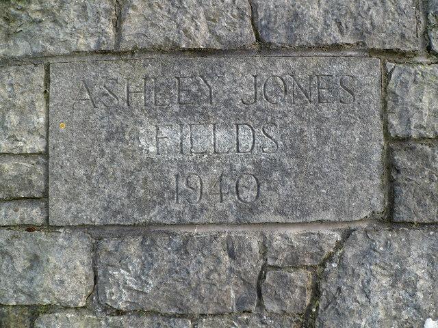 Ashley Jones Fields 1940, Bangor