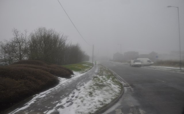Nuneaton : Walsingham Drive