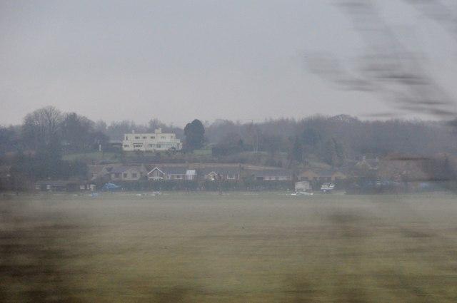 Wychavon : Fields near Bredon