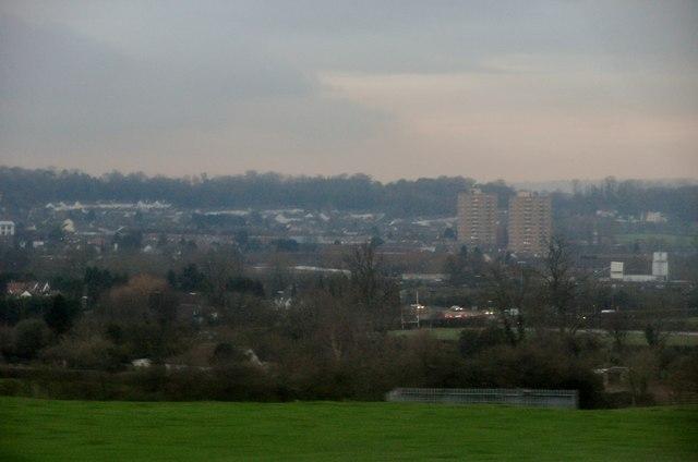 Bristol : Brentry View