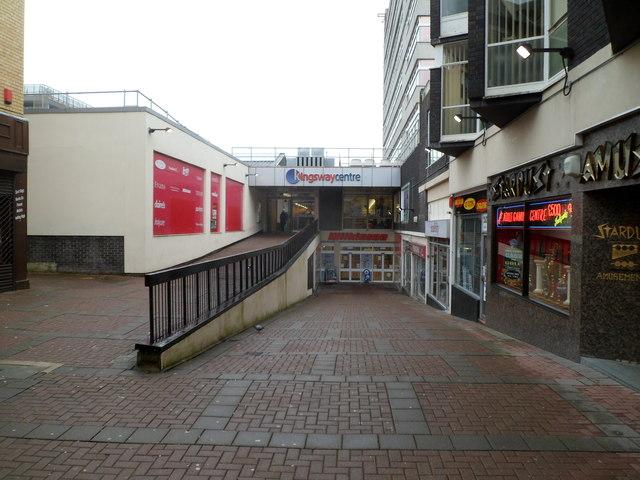 Emlyn Walk, Newport