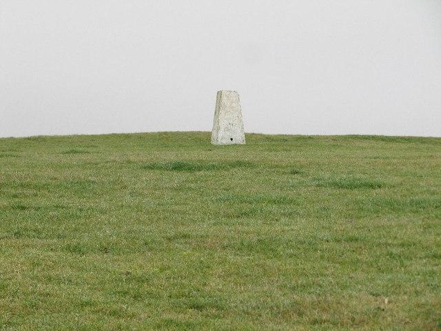 Lowbury Hill Trig Point