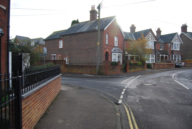 Brewer Rd, Malthouse Rd junction