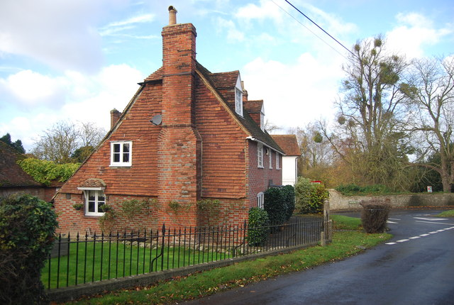 Cottages, West Farleigh