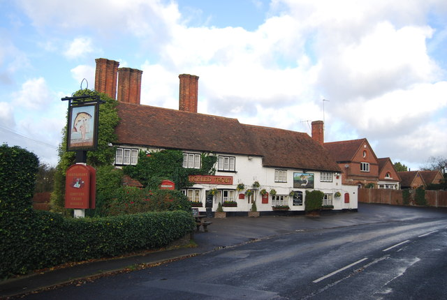 The Tickled Trout, West Farleigh