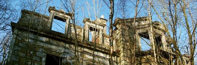 Woodbank House (detail)