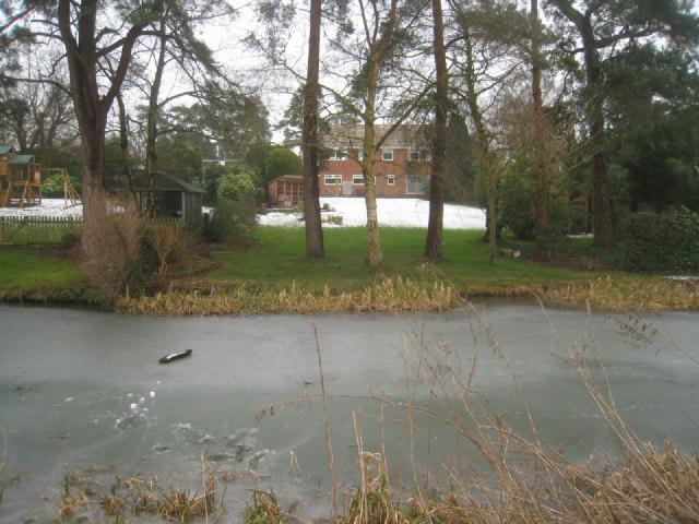 Canal side property - Fleet