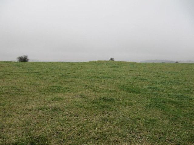 Towards the Tumulus