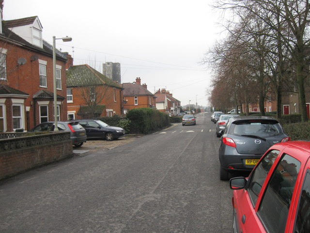 Boundary Road, Newbury