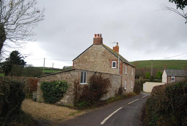 House on School House Lane