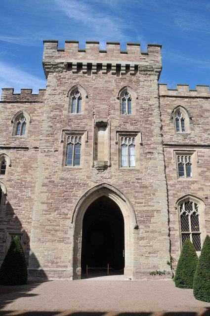 Gatehouse, Hampton Court