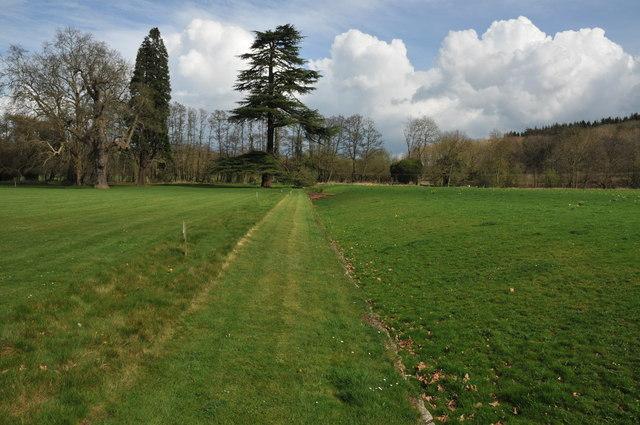 Grounds of Hampton Court