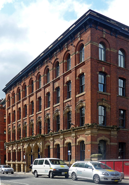 42-44 Sackville Street, Manchester