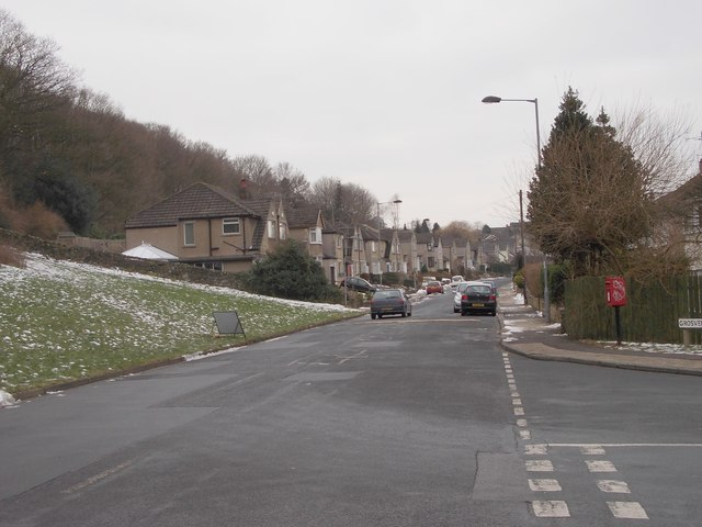 Avondale Road - viewed from Grosvenor Road