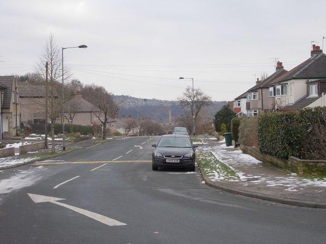 Grosvenor Road - Avondale Road