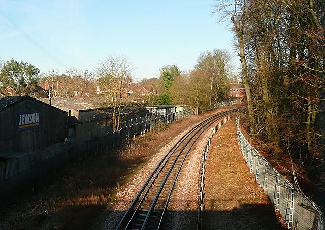 Line to Chesham