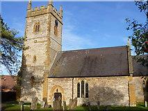 SP2545 : Parish church by Michael Dibb