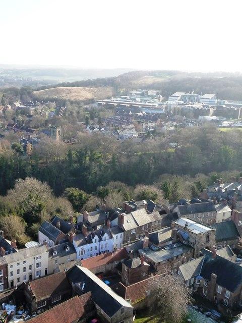 North Bailey, Durham